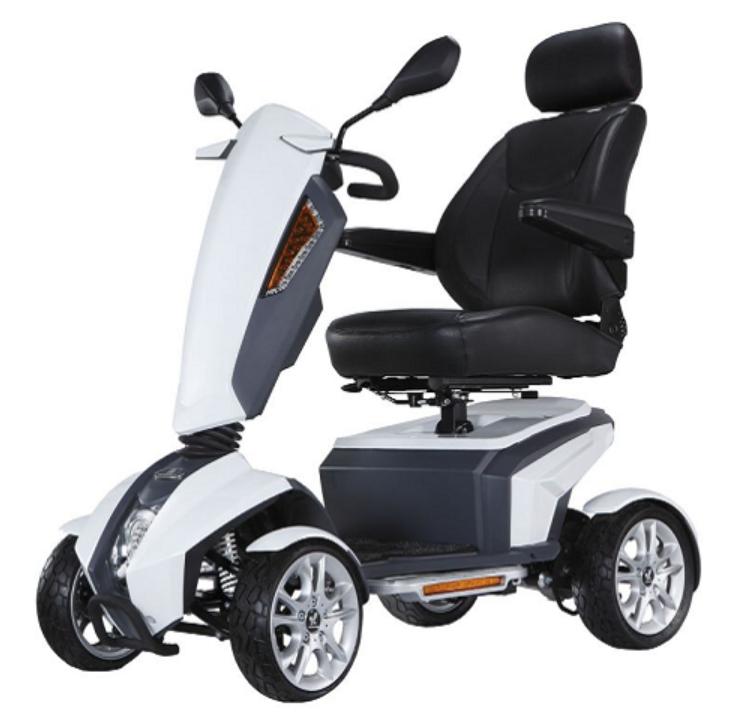scooter elettrico wimed cutie s17