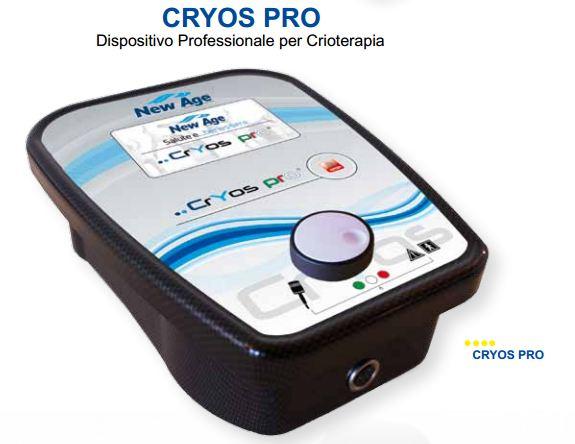 cryos pro new age italia crioterapia professionale