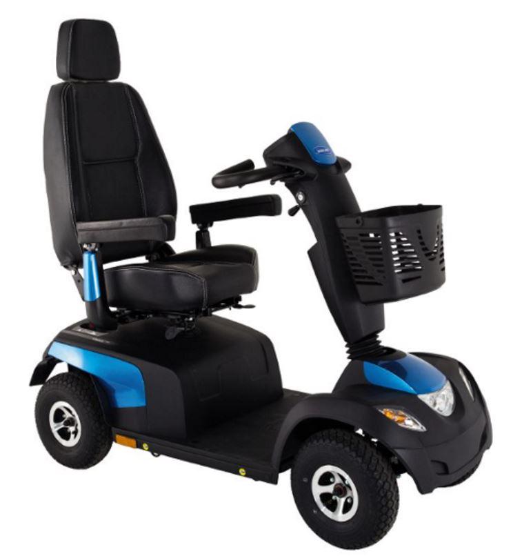 scooter elettrico per disabili invacare alpine