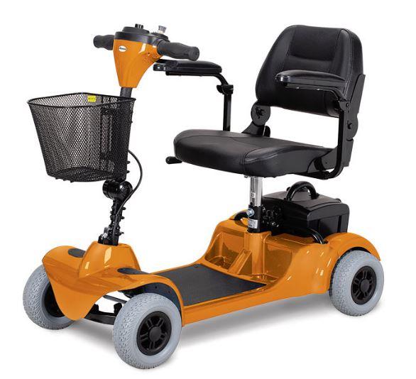 scooter elettrico smontabile modello mediland avant