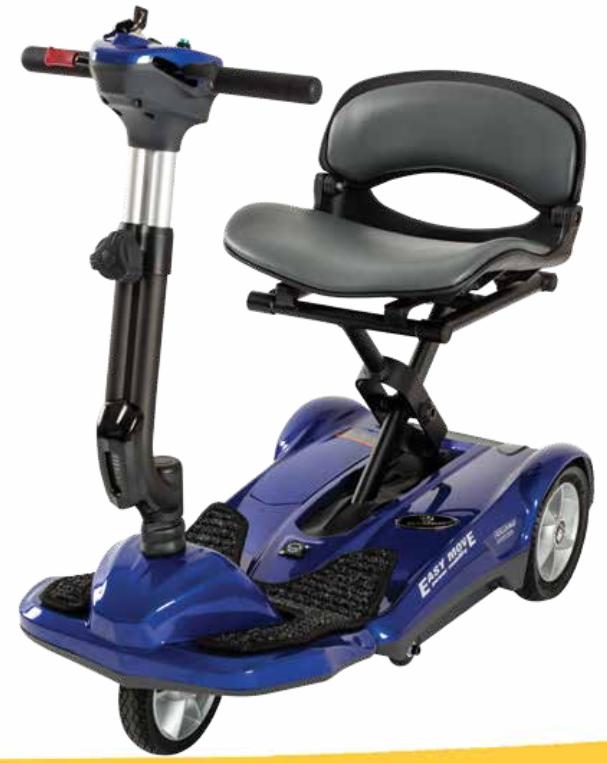 scooter elettrico pieghevole con telecomando wimed brio s21