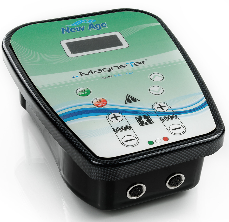 magnetoterapia 4 canali professionale new age italia