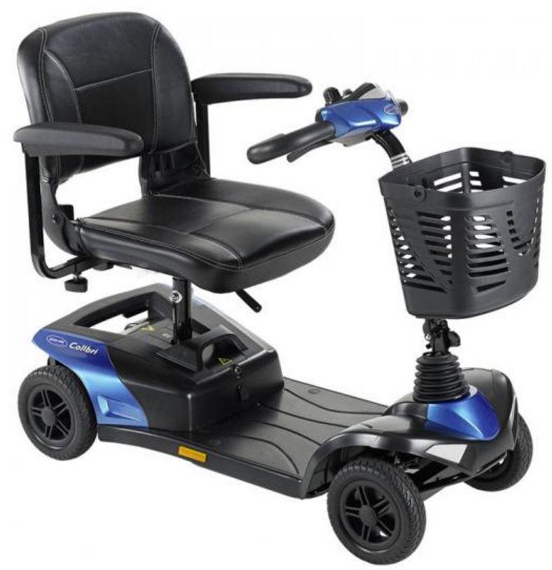 scooter elettrico per disabili invacare colibri
