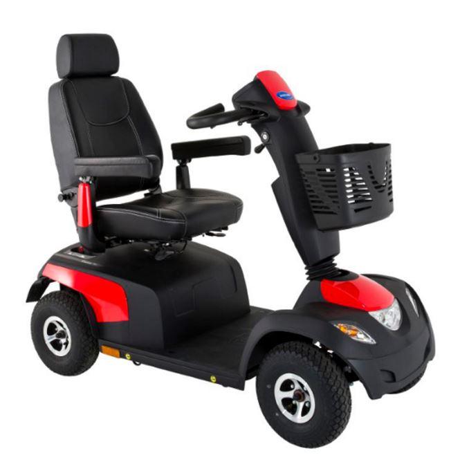 scooter elettrico per disabili comet pro invacare