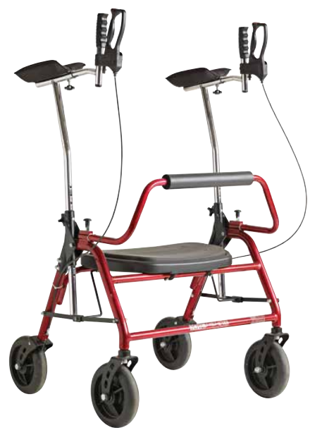 Kinemed - deamb Support rollator XXL con freno