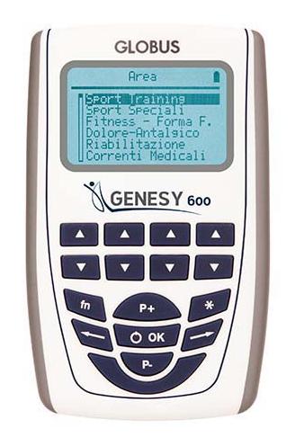 elettrostimolatore compatto globus genesy 600