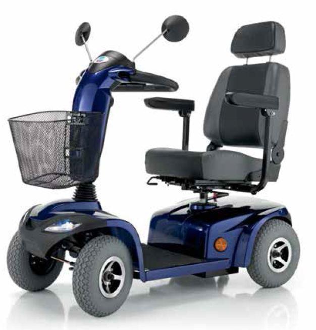 scooter per disabili genius ksp italia