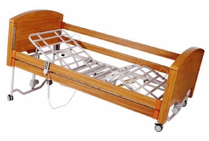 letto elettrico allungabile wimed gong