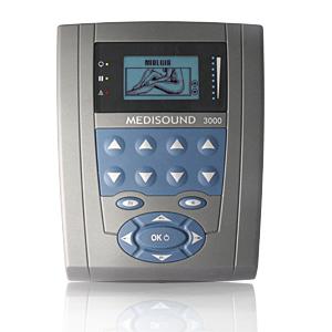 ultrasuono terapia professionale portatile globus medisound 3000