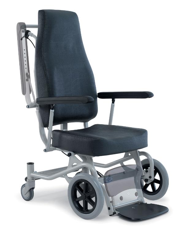 sedia per trasporto pazienti chinesport ischia