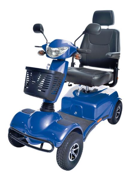 scooter per disabili mediland krono 2