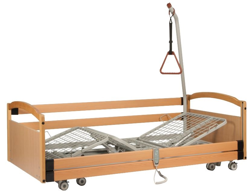 Salute e benessere termigea letto elettrico da degenza bariatrico 3 snodi - Scaldino elettrico da letto ...