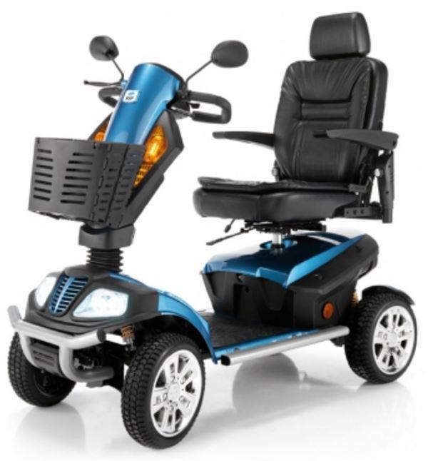 scooter elettrico per disabili ksp lion