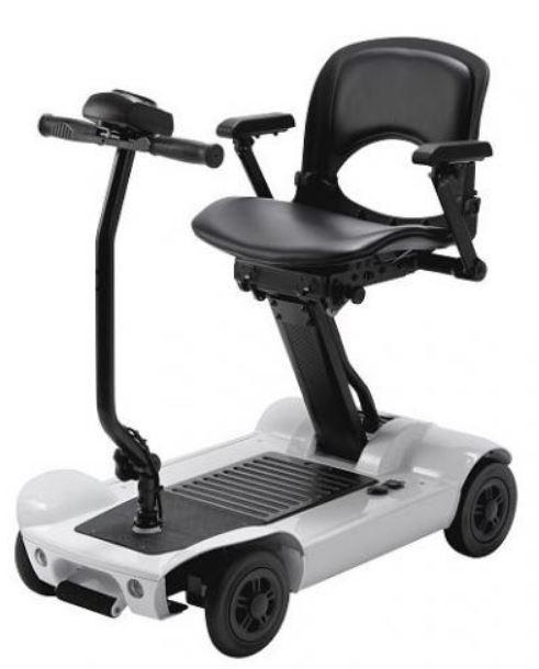 scooter pieghevole blandino litio