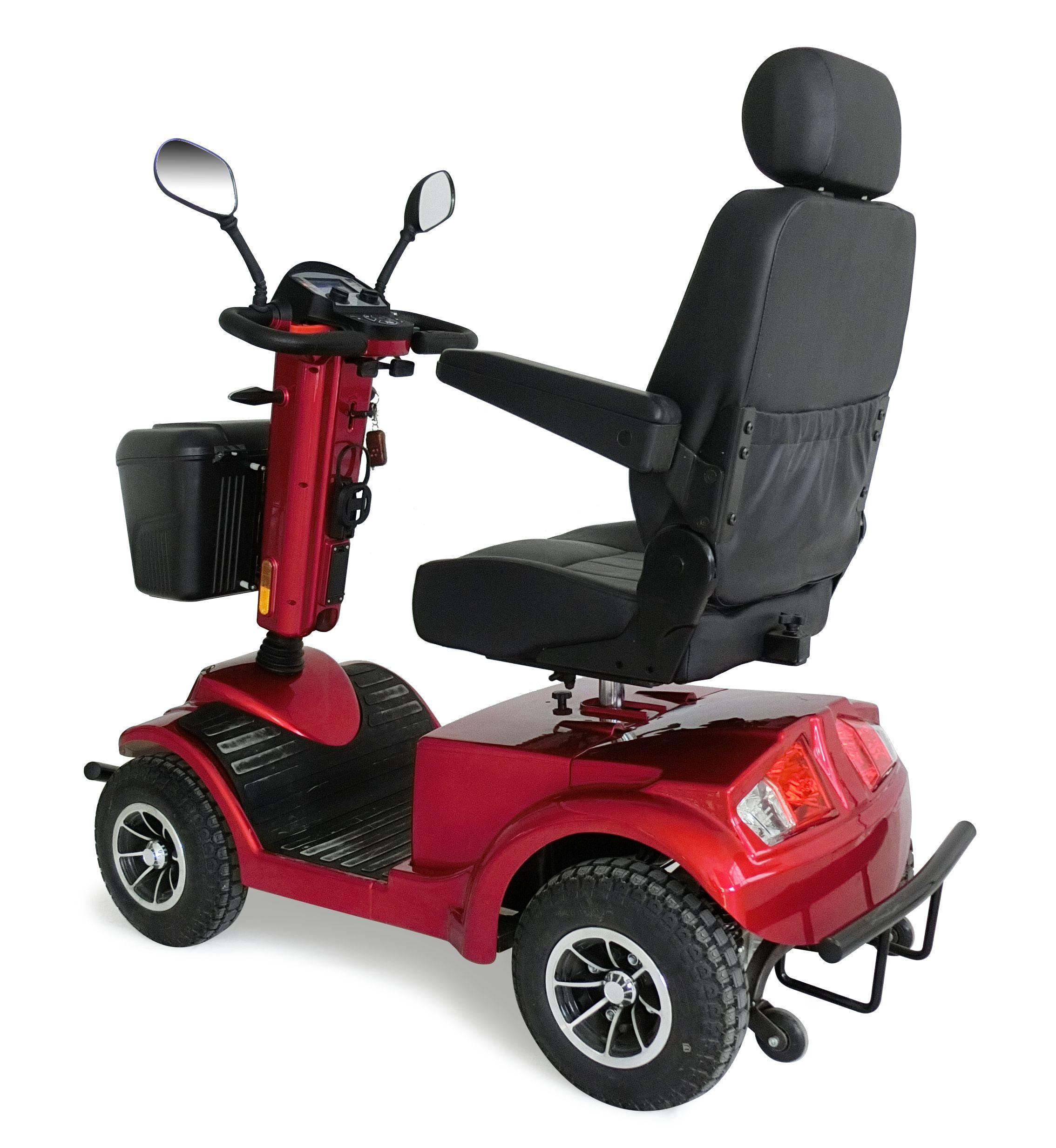 scooter per disabili kometa luxor mediland