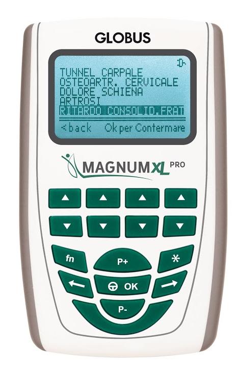 magnetoterapia professionale globus magnum xl pro