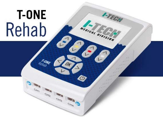 elettrostimolatore professionale i-tech t-one medi rehab