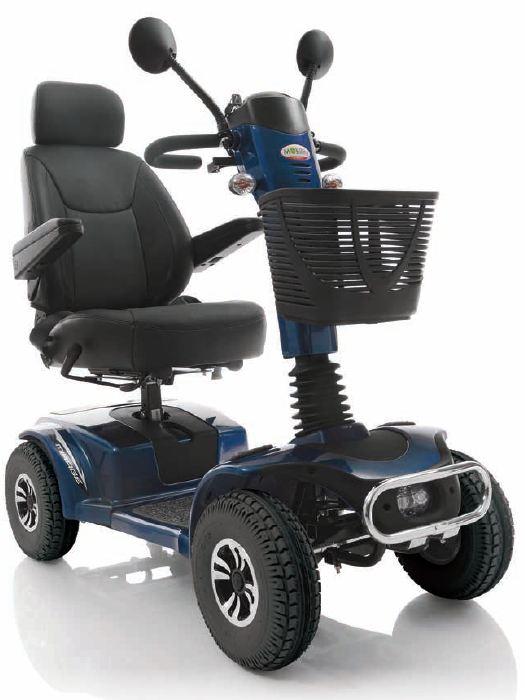 scooter elettrico per disabili mirage moretti CM500