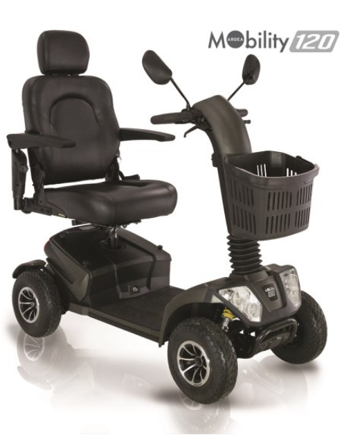 scooter elettrico disabili mobility 120