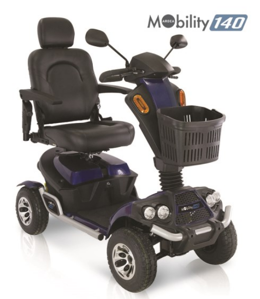 scooter elettrico disabili mobility 140