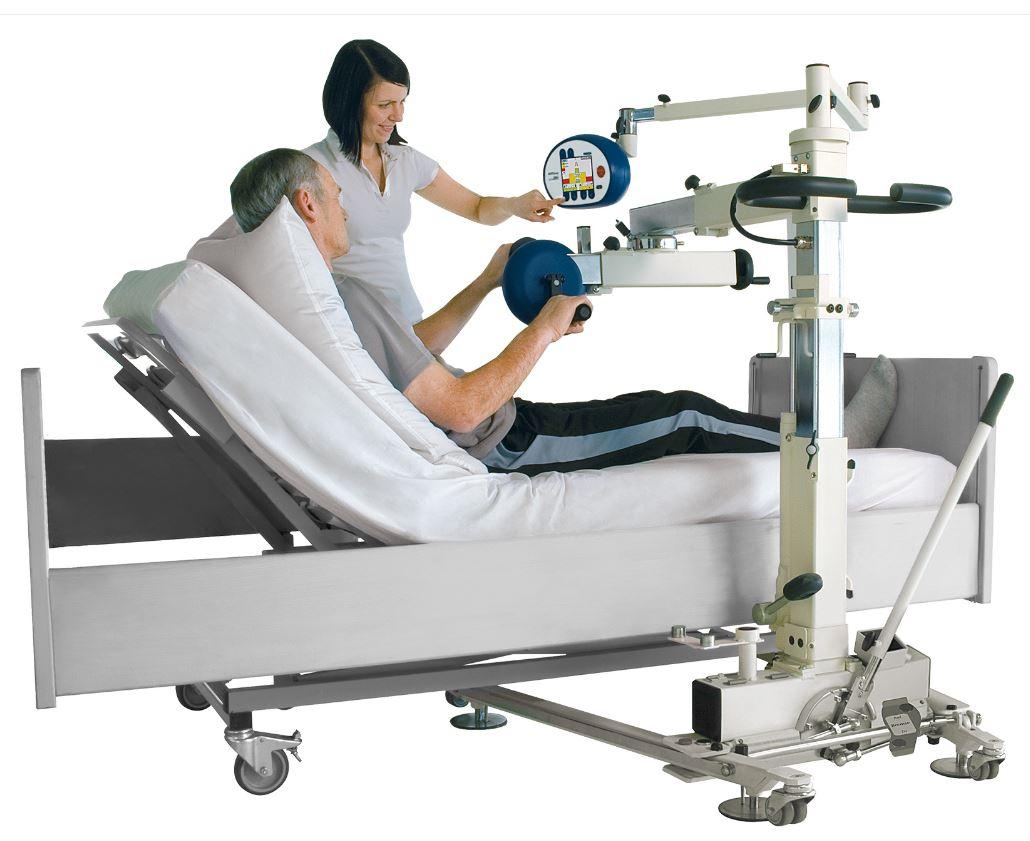 MotoMed Letto 2   riabilitazione completa per arti pazienti costretti a letto
