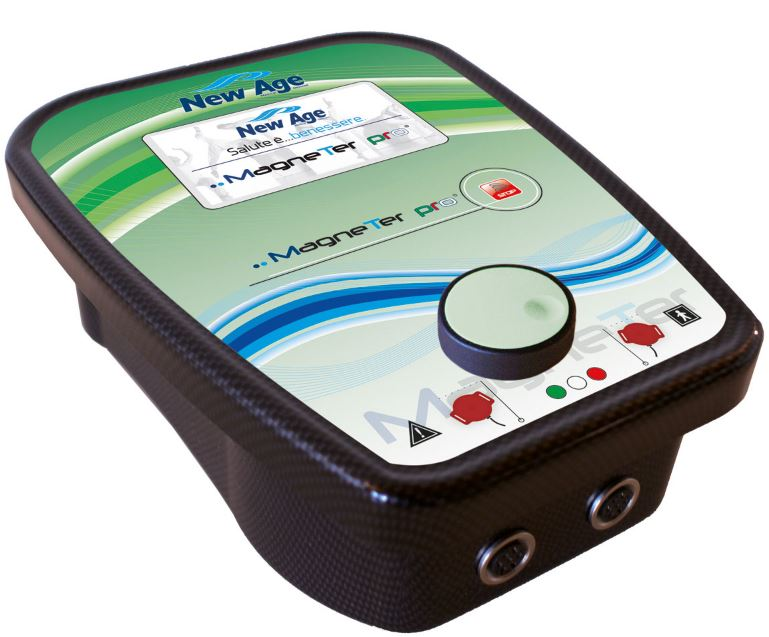 magnetoterapia professionale new age magneter pro