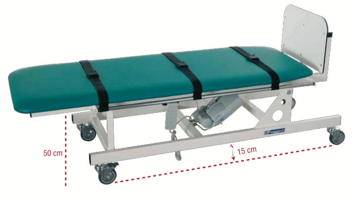 tavolo di statica fisiotech nettuno