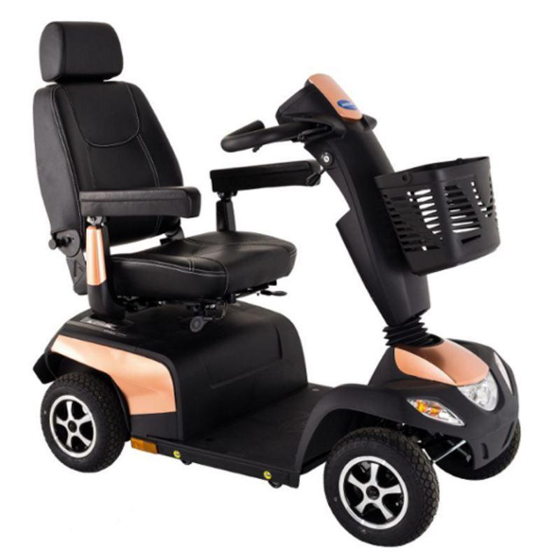 scooter elettrico per disabili invacare orion metro