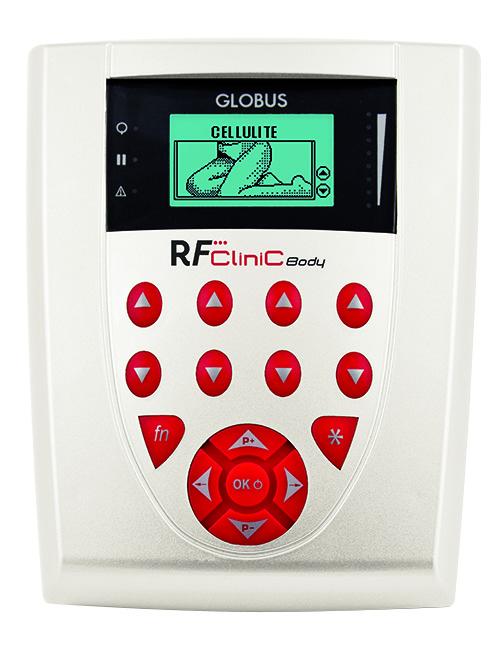radiofrequenza globus rf clinic body