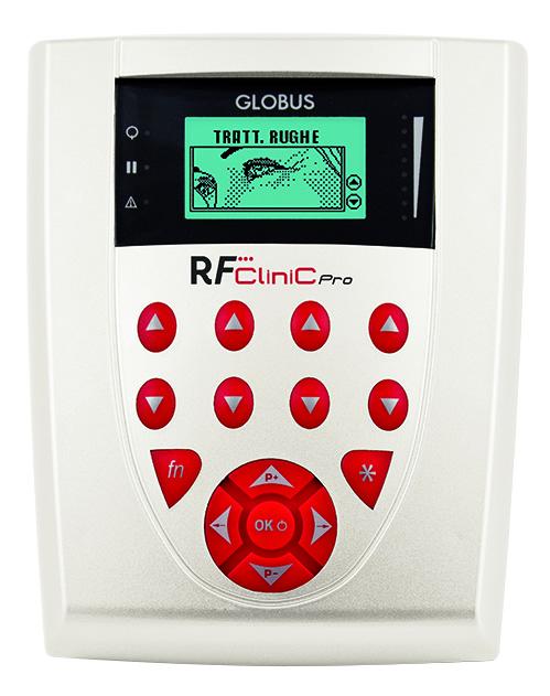 radiofrequenza globus rf clinic