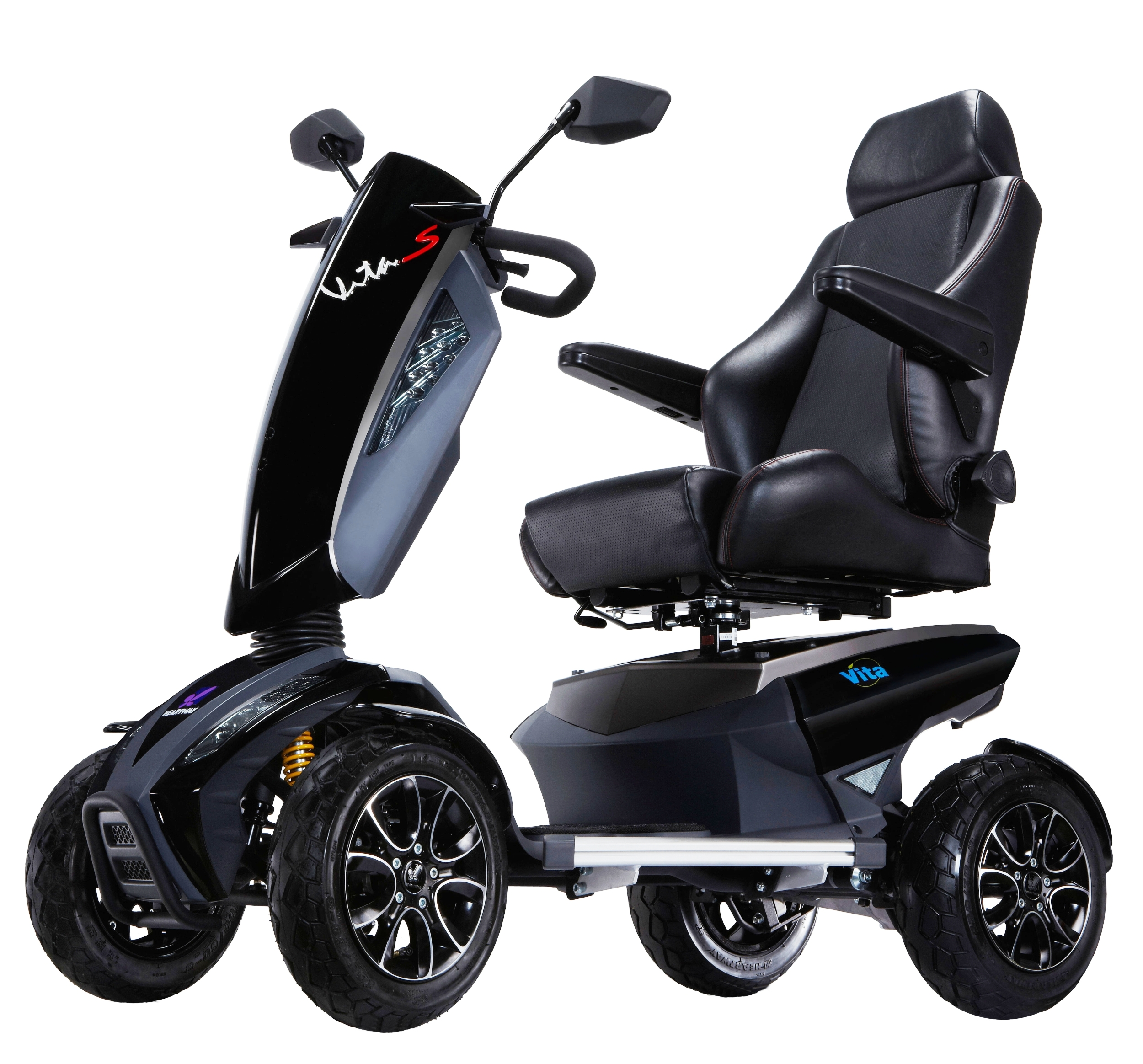 scooter per disabili vita s12 sport