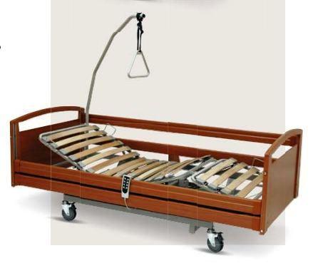 Salute e benessere letto da degenza elettrico a pantografo wimed mod sax - Scaldino elettrico da letto ...
