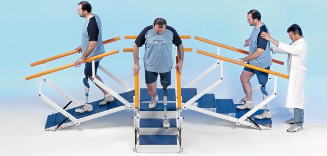 chinesport scale per riabilitazione componibili