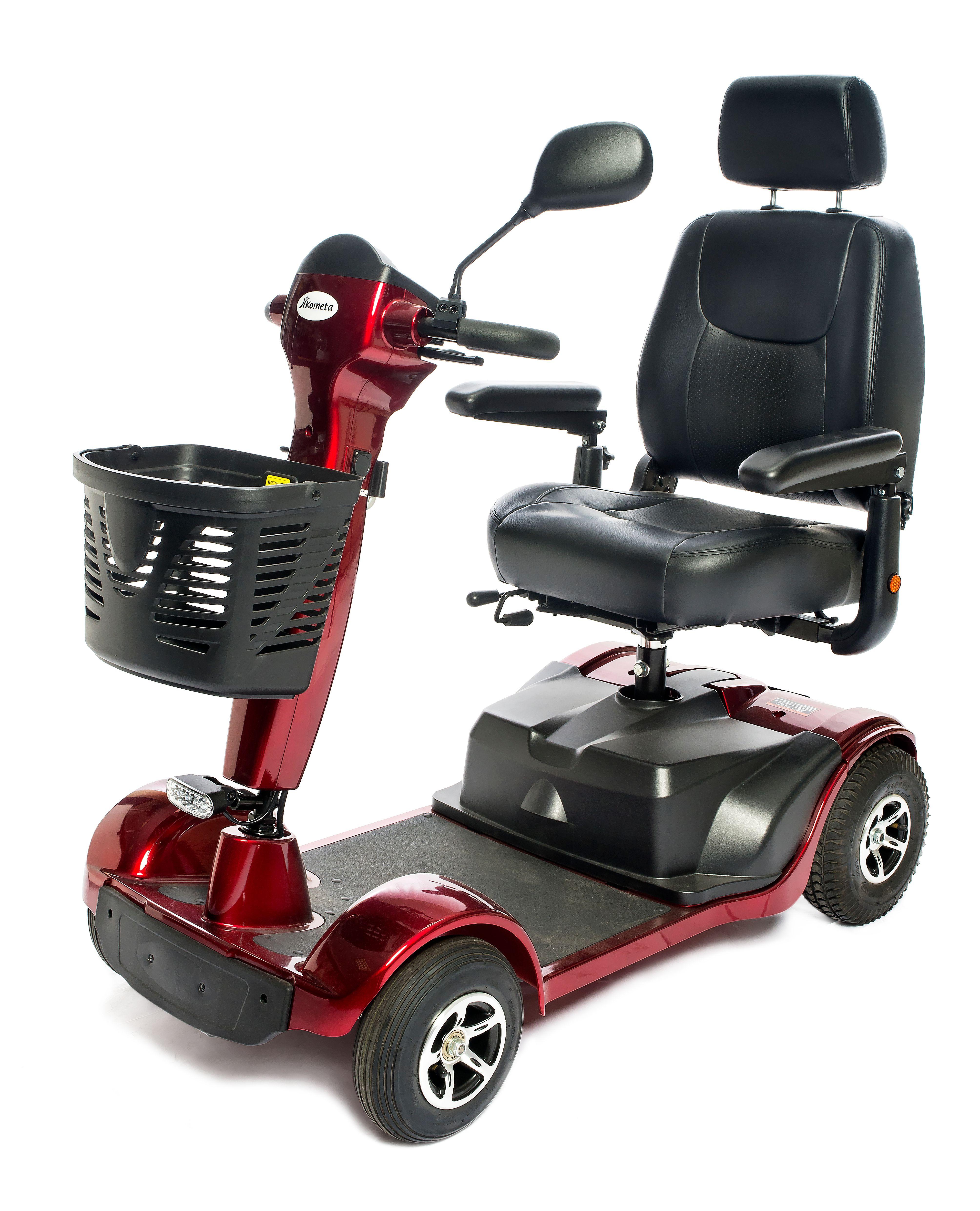 scooter elettrico per disabili kometa scudo