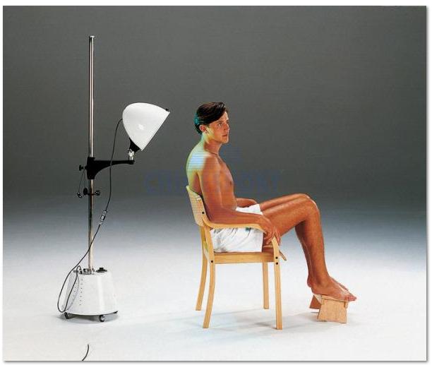 lampada terapeutica IR+ UV