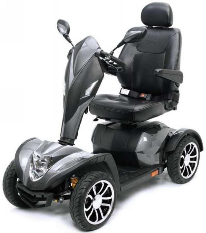 scooter elettronico elettrico tiger