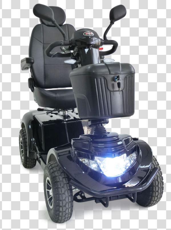 scooter elettrico disabili kometa tornado