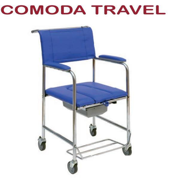 sedia comoda smontabile trasportabile wimed travel