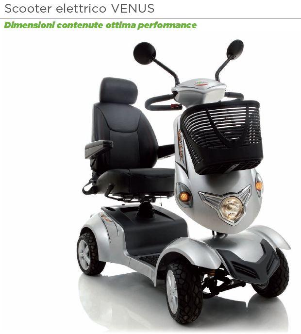 scooter elettrico ardea mobility modello venus CM510