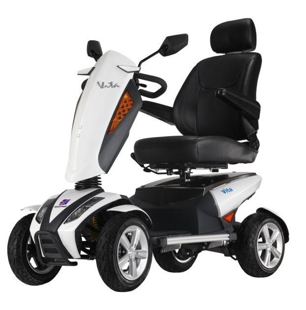 scooter elettrico per disabili wimed vita s12