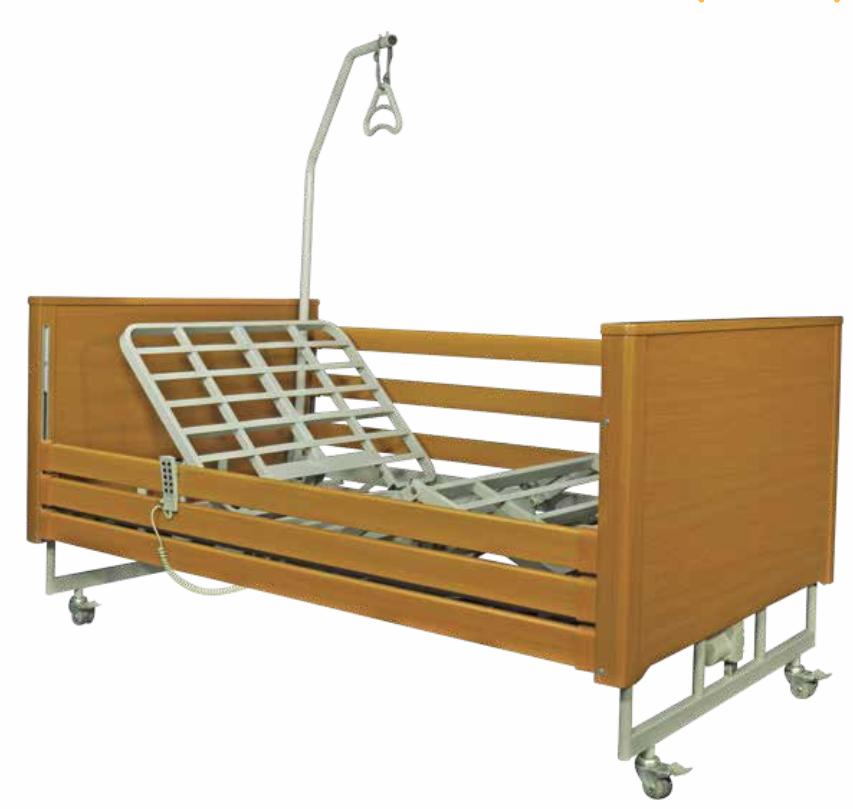 letto elettrico bariatrico wimed pazienti obesi