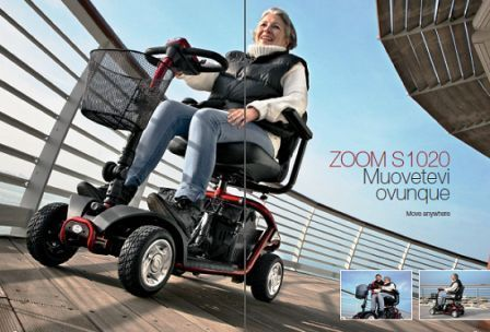 scooter disabili