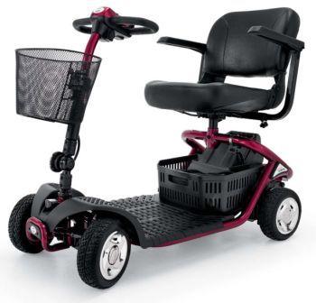 scooter disabili KSP Italia zoom